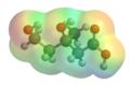 Mevalonsav electron map.PNG