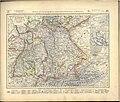 Meyer's Zeitungsatlas 030 – Bayern, Würtemberg, beyde Hohenzollern und Baden.jpg