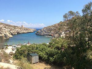 Mġarr ix-Xini - Mġarr ix-Xini Bay