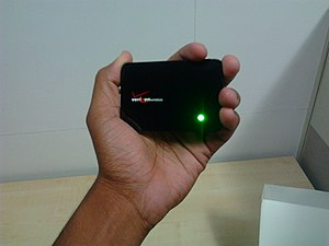 MiFi - MiFi 2200 from Novatel Wireless for Verizon Wireless