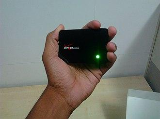 MiFi - MiFi 2200 from Novatel Wireless for Verizon Wireless