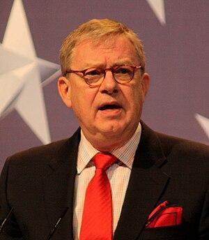 Michael Barone (pundit) - Barone at CPAC in Washington, D.C. February 20, 2010