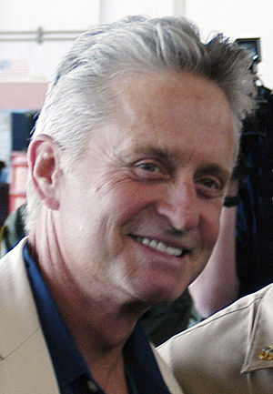 Michael Douglas - Douglas in June 2004