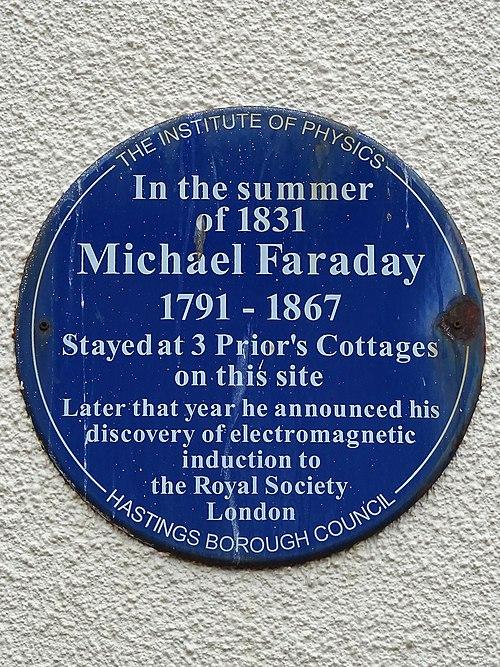 Michael faraday (hastings)