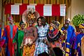 """Michelle Obama joins the cast of Disney's """"The Lion King"""" onstage (15176076171).jpg"""