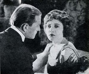 Midsummer Madness (1921 film) - Nagel and Wilson in a film scene