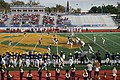 Midwestern State vs. Texas A&M–Commerce football 2015 18 (Midwestern State on offense).jpg