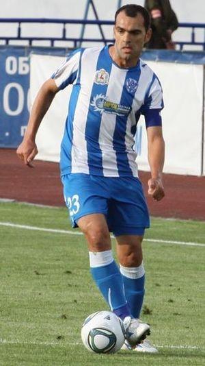 Mihăiță Pleșan - With FC Volga Nizhny Novgorod in 2011