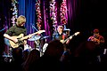 Mike Stern, Dennis Chambers, Tom Kennedy, and Randy Brecker at Jazz Alley (11), 2010-12-08.jpg
