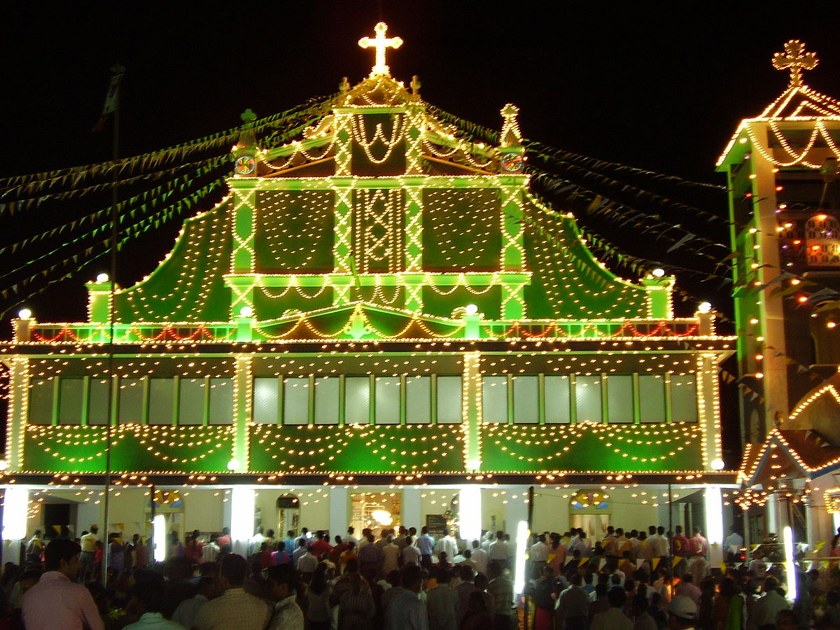 Our Lady Of The Miracles Cathedral Kallianpur Milagres