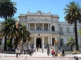 La Blanqueada - The Military Hospital