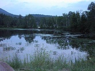 Long Lake, New York - The Mill Pond