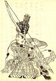 samurai who fought in the Hōgen Rebellion of 1156