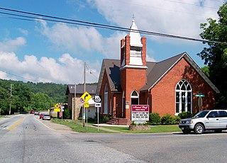Mineral Bluff, Georgia Census-designated place in Georgia, United States