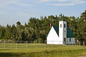 Machin, Ontario - Image: Minnitaki ON