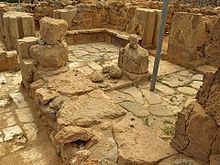 Minoan Palace of Nirou Chani