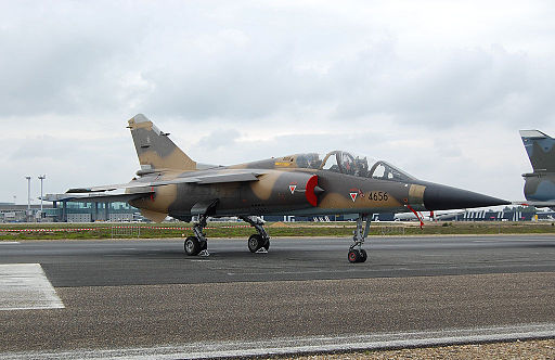 Mirage F1 biplace