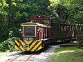 Miskolc, Lillafüred, lokomotiva za nádražím, detail.jpg