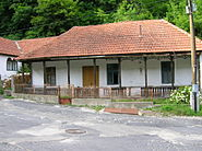 Miskolc omassa peasant house