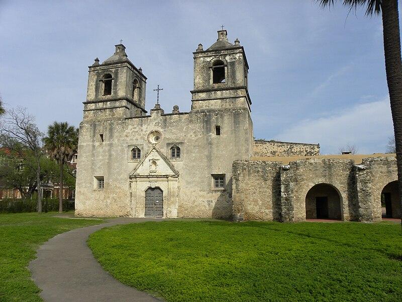 File Mission Concepcion San Antonio Texas Jpg