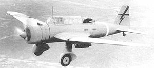Bombing of Bangkok in World War II - Mitsubishi Ki-30 of the 31st Sentai