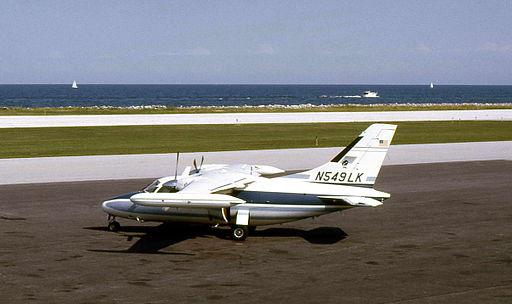 Mitsubishi MU-2B-2O N549LK