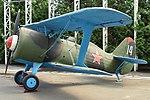 Mock-up of Polikarpov I-15bis '14 white' (37821096495).jpg