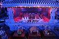 Model of Qianling Mausoleum Coffin Chamber (9909875703).jpg