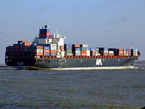 Mol Vision pH approaching Port of Rotterdam, Holland 25-Jan-2007.jpg