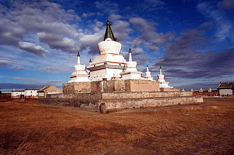 File:Monastère d'Erdene Zuu 2.jpg