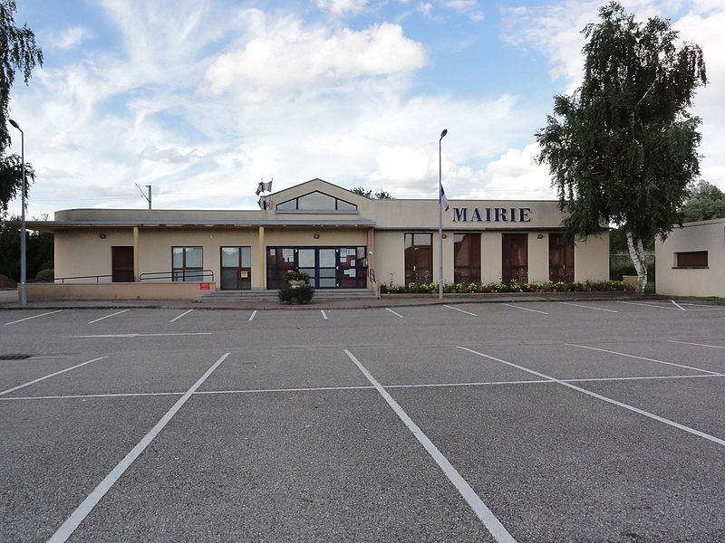 Moncel-lès-Lunéville (M-et-M) mairie