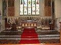 Monkton Priory interior - Sanctuary - geograph.org.uk - 1356118.jpg