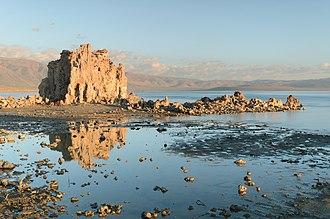 """Mono Lake - """"South Tufa, Mono Lake"""", 2013."""