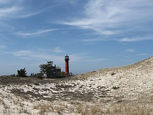 Monomoy Point Light - Monomoy Point Light in 2010