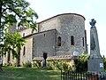 Montagnac-sur-Lède - Eglise -2.JPG