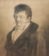 Ludwig Albert von Montmorillon: Heinrich Zschokke, 1817. (Quelle: Wikimedia)
