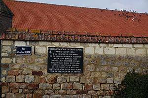 Barenton-sur-Serre - Image: Monument BOA 07656