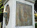 Monument over Grave of Gen. George A. Custer - Cemetery - West Point Military Academy - West Point - New York - USA (10354420836).jpg