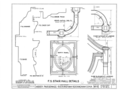 Moody Parsonage, Rockingham, Rockingham County, NH HABS NH,8-ROCK,1- (sheet 9 of 19).png