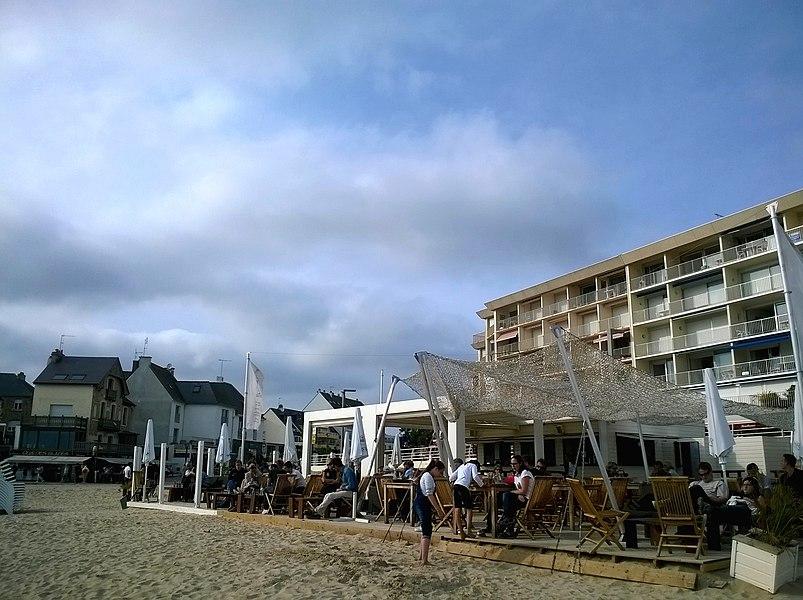 Morbihan Quiberon La Grand Plage La Brasserie 24092016