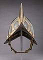 Morion for the Bodyguard of the Prince-Elector of Saxony MET 04.3.225 006june2015.jpg