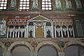 Mosaic of Theodoric's Palace, Basilica of Sant'Apollinare Nuovo, Ravenna, Italy (6124834801).jpg