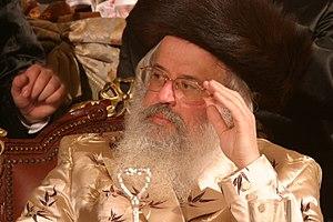 Munkacs (Hasidic dynasty) - Grand Rabbi Moshe Leib Rabinovich, current Munkacser Rebbe
