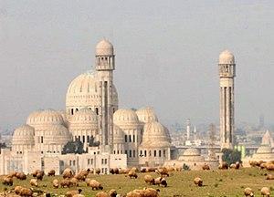 Mosul Grand Mosque - The Mosul Grand Mosque in 2007