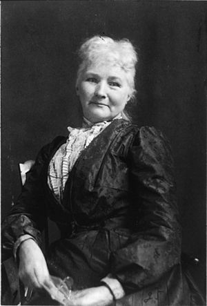 Mary Harris Jones - Mother Jones in 1902