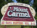 Mount Carmel Welcome.JPG