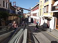 Moving sidewalk in Portugalete I.JPG