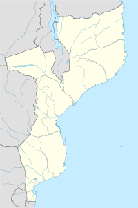 Maputo is located in Mozambique