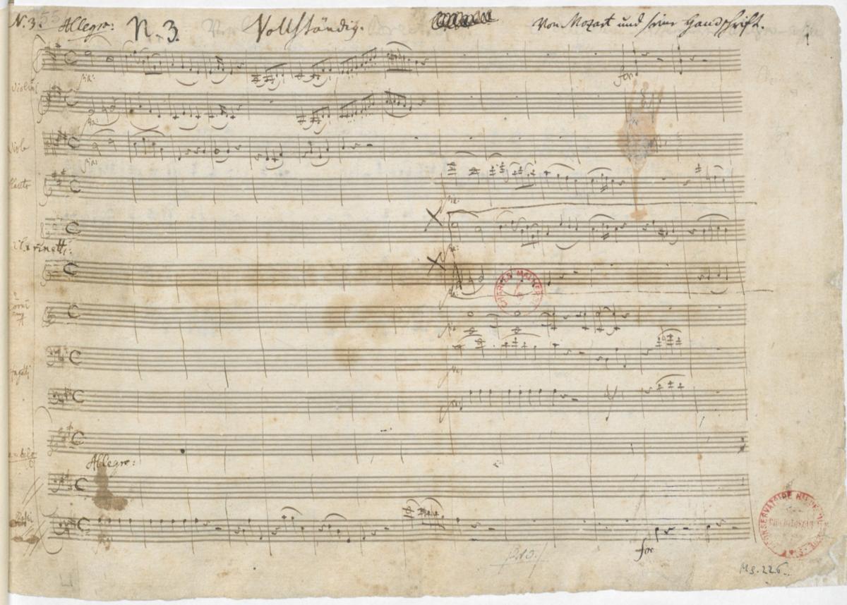 Piano Concerto No. 23 (Mozart) - Wikipedia