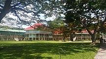 Phetchaburi Province-Tourism-Mrigadayavan Palace and its garden